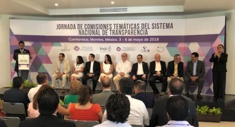 """<a href=""""/morelos-sede-de-la-jornada-de-sesiones-tematicas-del-sistema-nacional-de-transparencia"""">Morelos sede de la Jornada de Sesiones Temáticas del Sistema Nacional de Transparencia</a>"""