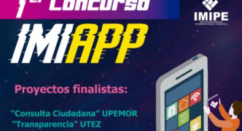"""<a href=""""/revisara-jurado-calificador-trabajos-de-finalistas-del-concurso-imiapp"""">Revisará jurado calificador trabajos de finalistas del Concurso IMIAPP</a>"""