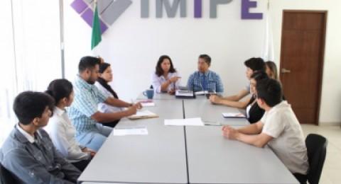 """<a href=""""/da-bienvenida-el-imipe-participantes-del-programa-nacional-jovenes-construyendo-el-fututo-0""""> Da bienvenida el IMIPE  participantes del programa nacional """"Jóvenes Construyendo el Fututo"""" </a>"""