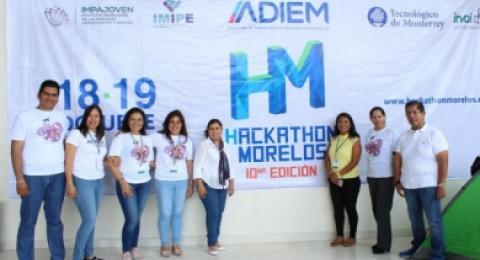 """<a href=""""/un-exito-para-la-transparencia-hackathon-morelos-2019"""">Un éxito para la Transparencia Hackathon Morelos 2019</a>"""