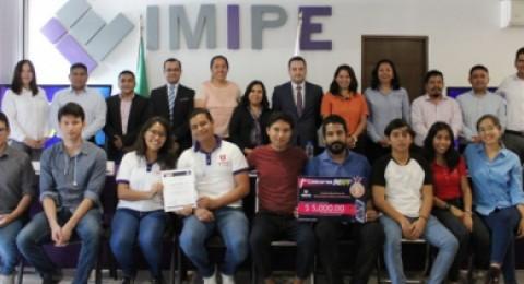 """<a href=""""/premia-el-imipe-ganadores-del-concurso-imiapp"""">Premia el IMIPE a ganadores del Concurso IMIAPP</a>"""