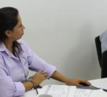 Foto: Comisionada presidenta Dora Ivonne Rosales