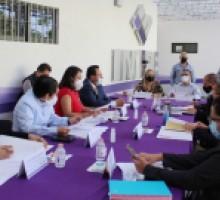 Sesión Extraordinaria del Sistema Estatal Anticorrupción.