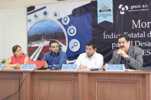 Presenta el IMIPE, Gesoc y Morelos Rinde Cuentas Índice Estatal de Capacidades para el Desarrollo Social