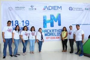 Un éxito para la Transparencia Hackathon Morelos 2019