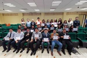 """IMIPE lleva a cabo ceremonia de clausura de  """"Jóvenes Verificando por un Morelos Transparente"""""""
